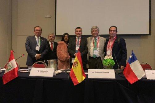 Jornada Internacional de Ginecologia y Obstetricia organizada por la Sociedad Peruana de Obstetricia y Ginecología