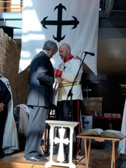 Medalla al Mérito Profesional de la Orden Caballeros Custodios Calatrava La Vieja 2019 (8)
