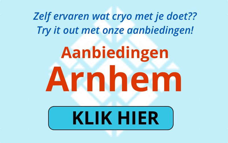 Dr.Freeze Aanbiedingen Arnhem banner