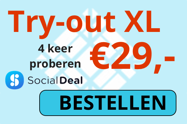 Social Deal aanbieding Dr.Freeze