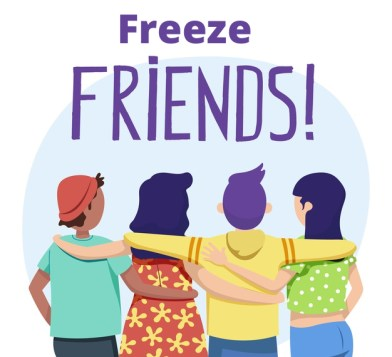 freeze-friends