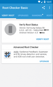 root checker apk download