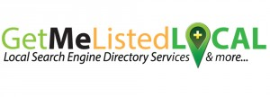 get me listed local logo