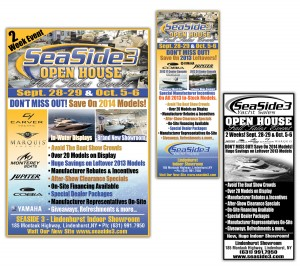drgli seaside3 tobay boat show design print work