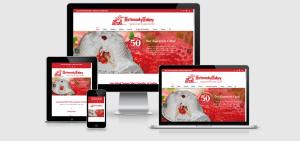 buttercooky bakery website