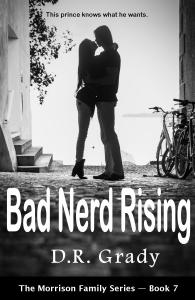 Book Cover: Bad Nerd Rising