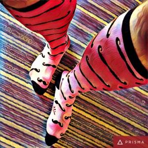 #PinkSocks #GSD #JFDI