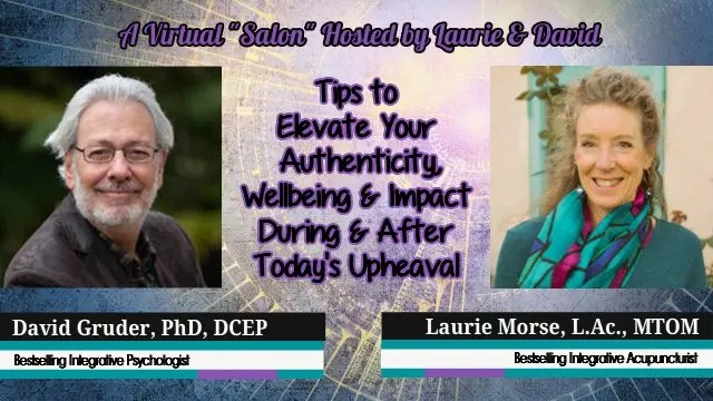 Tips to Elevate Yourself During the Upheaval