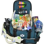 Lightning X Deluxe Stocked Large EMT First Aid Trauma Bag Fill Kit