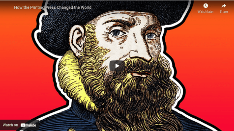 How the Printing Press Changed the World
