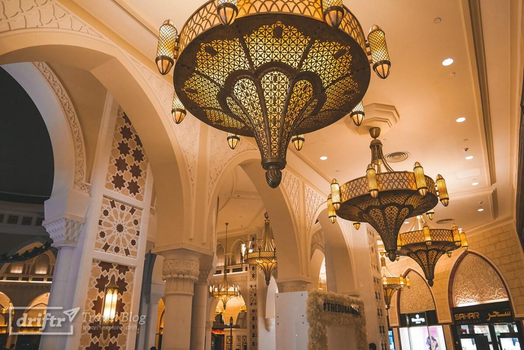 Liebe zum Detail in der Dubai Mall