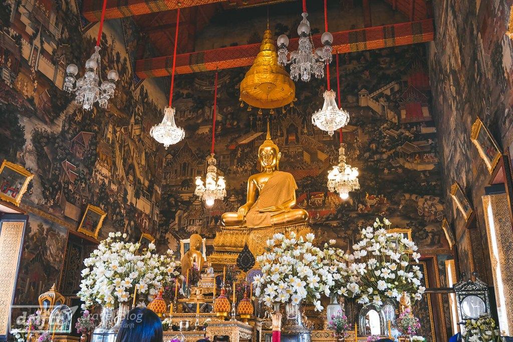 Anlage von Wat Arun