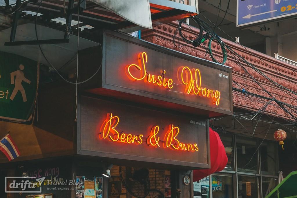 Susie Wong – Khaosan-Road