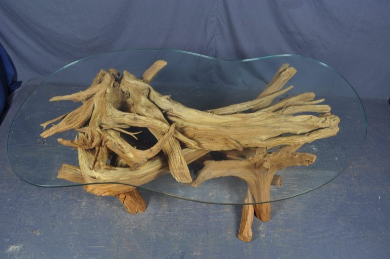 sandblasted -driftwppd-coffee-table