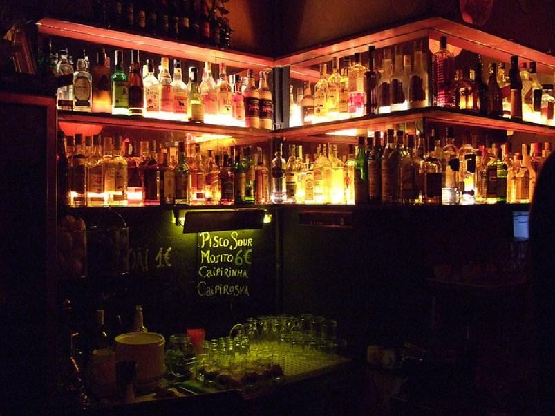 Manchester Bar - El Gotico, Barcelona