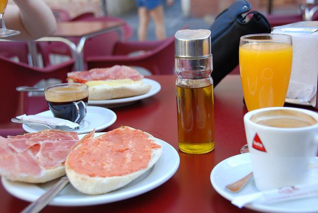 spanish breakfast