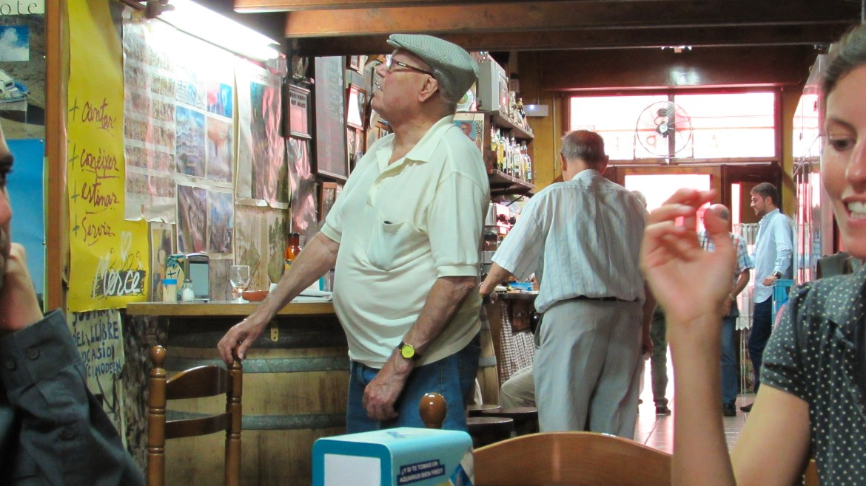 Cal Pap Bodega Carrer Verdi Barcelona