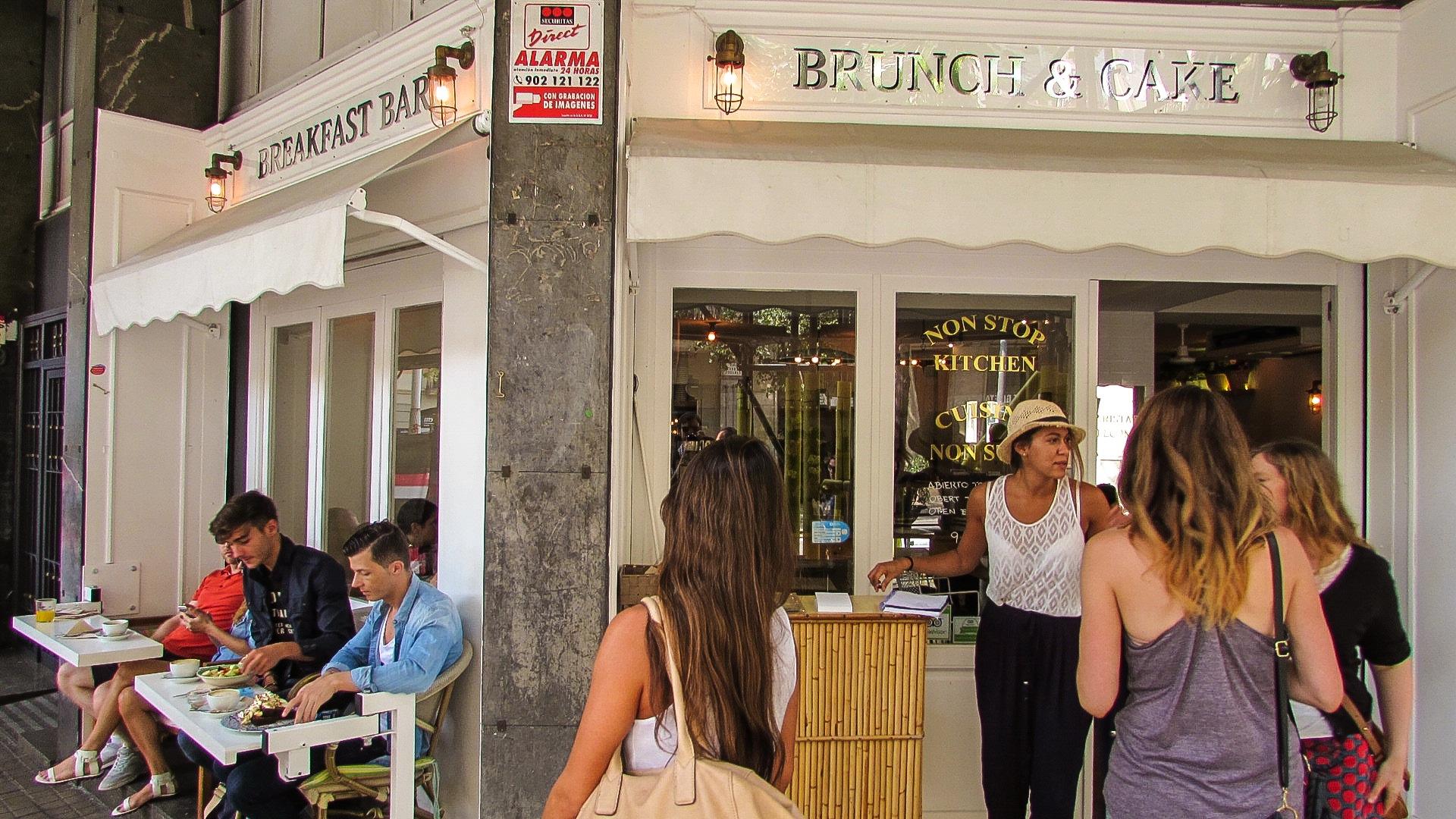 Brunch & Cake, Carrer Enric Granados, 19, 08007 Barcelona, Spain +34 932 00 28 72