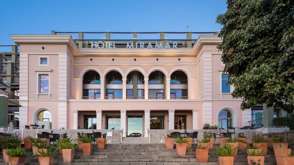 hotel Miramar Barcelona Luxury 5 Star hotel Accommodation
