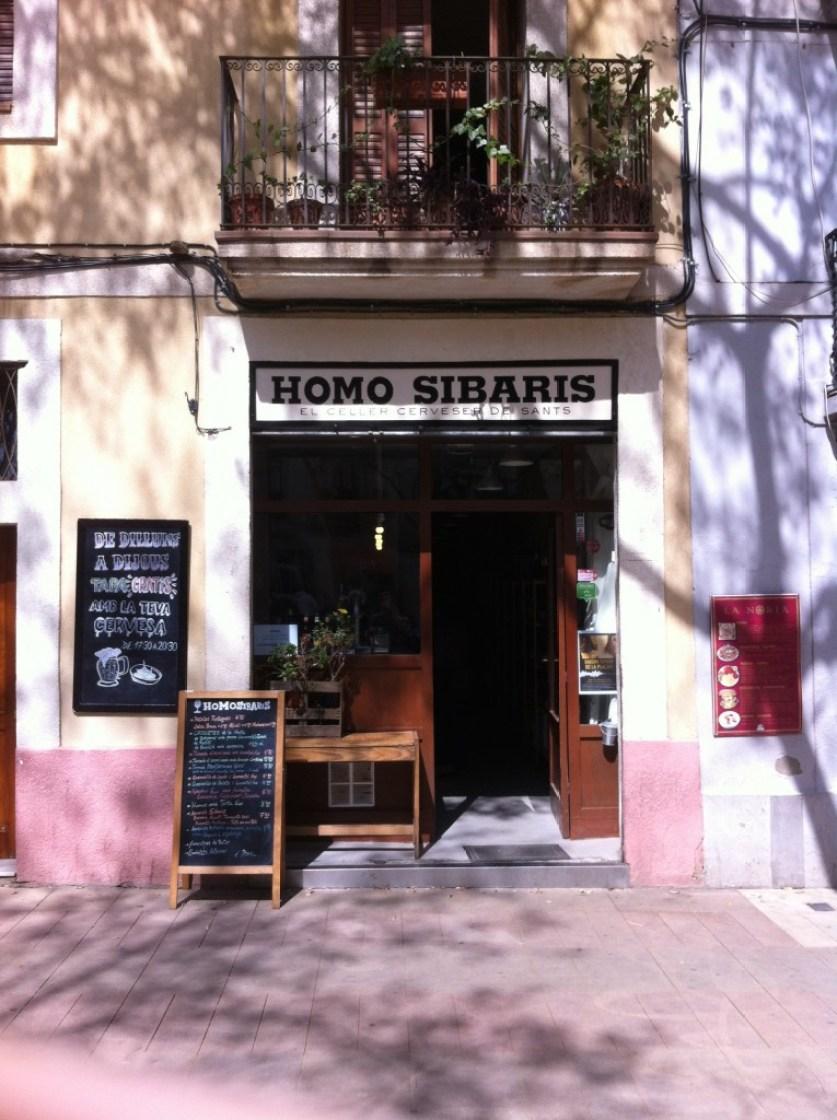 Homo Sibarias, Plaça d'Osca, 4, 08014 Barcelona