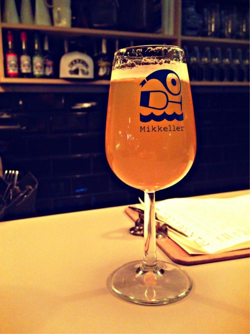 Mikkeller Danish Craft Beer Bar in Eixample (Beerxample) Barcelona