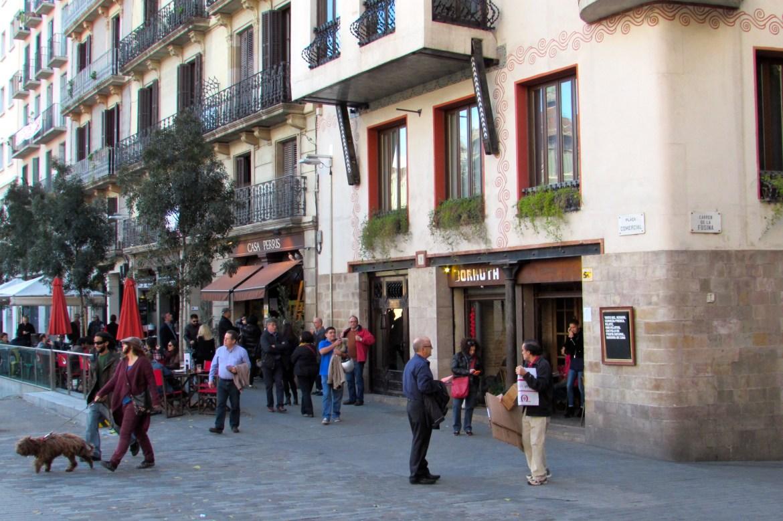 Bormuth El Borne Barcelona
