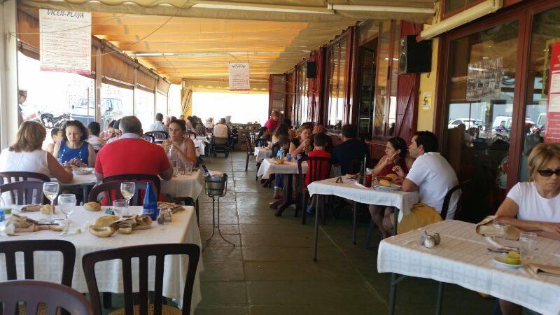 Restaurante Chiringuito Vicen-Playa Malaga ~ Seafood