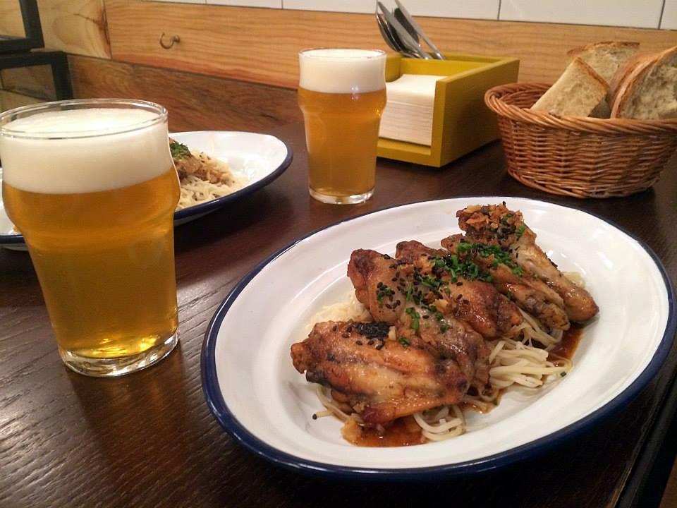 Maquila craft beer bar Seville