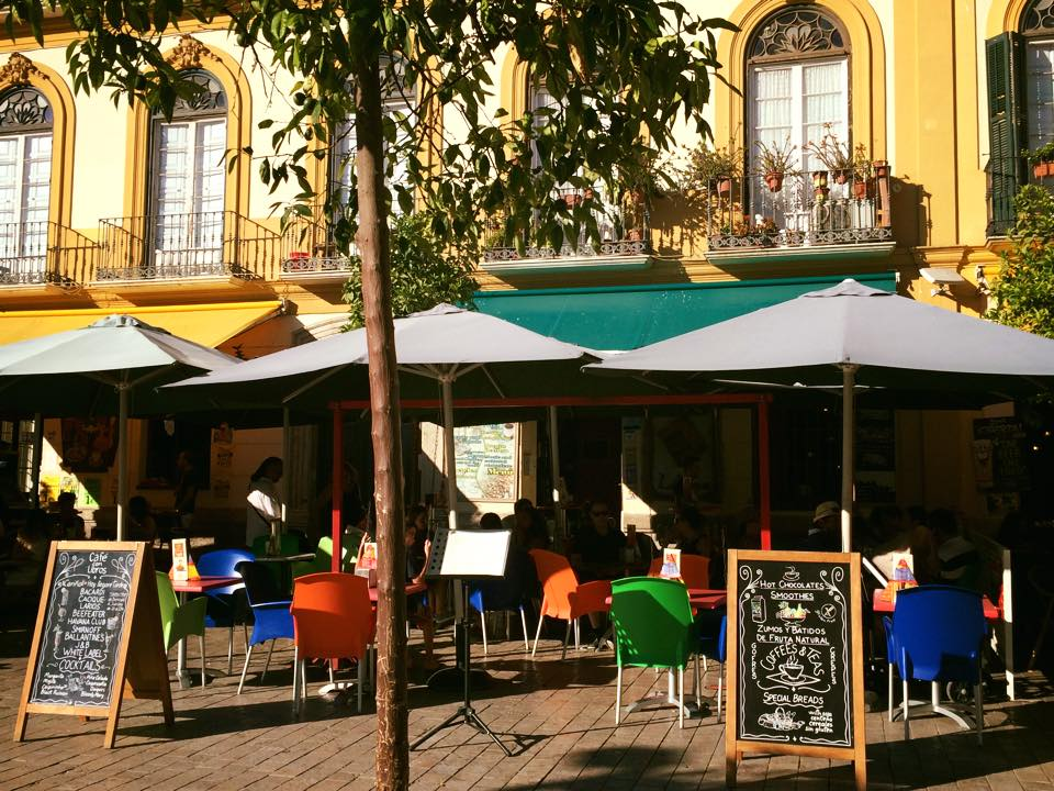 Café con Libros Malaga