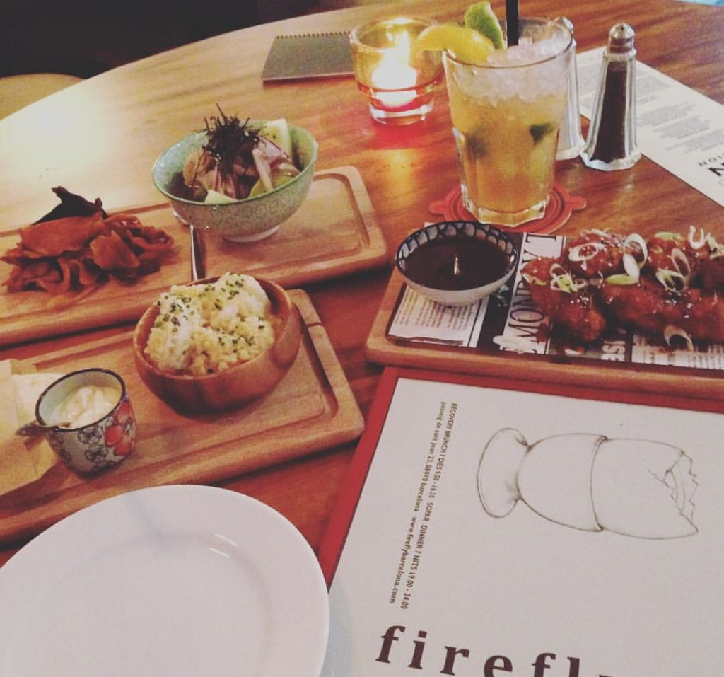 Firebug Barcelona - Beautiful Brunch, Bar and Bistro