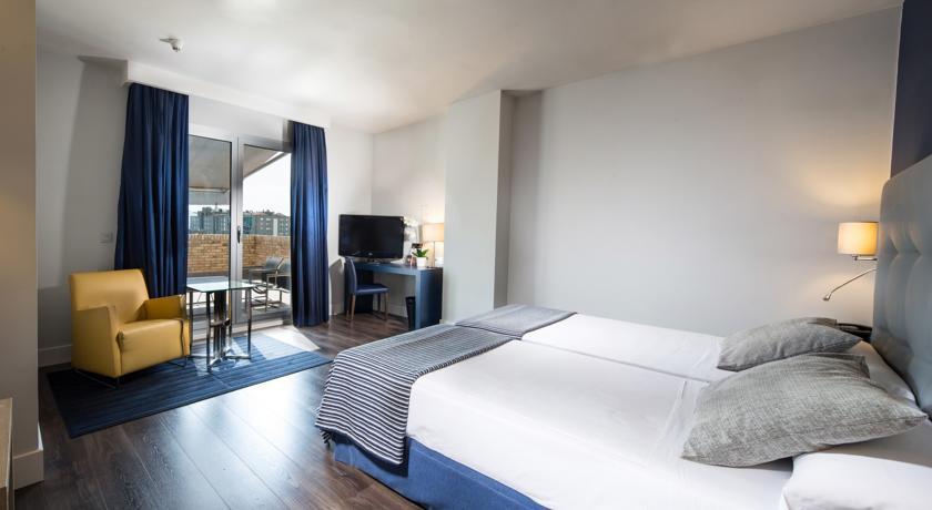 Carmen hotel Granada Spain