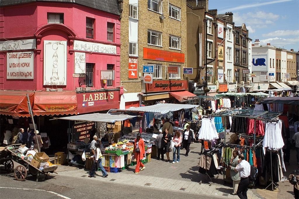 Broadway Market London