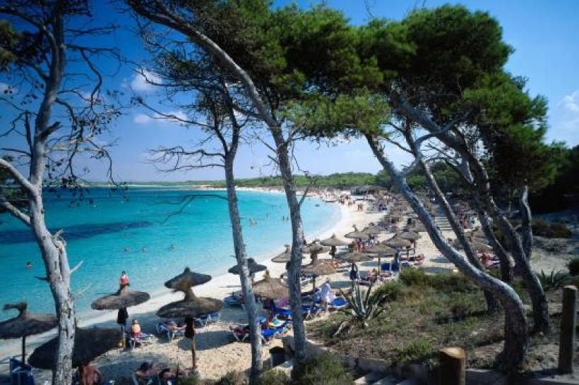 Es-Trenc-Strand-Colonia-de-Sant-Jordi-Mallorca-Balearen-Spanien