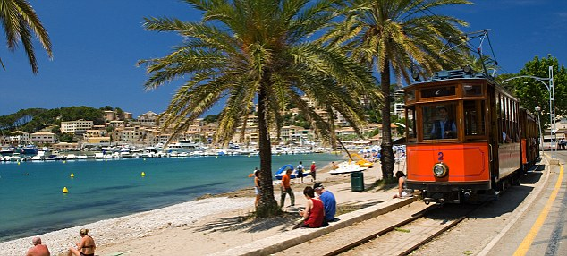 Soller by Train Balearic Islands, Mallorca