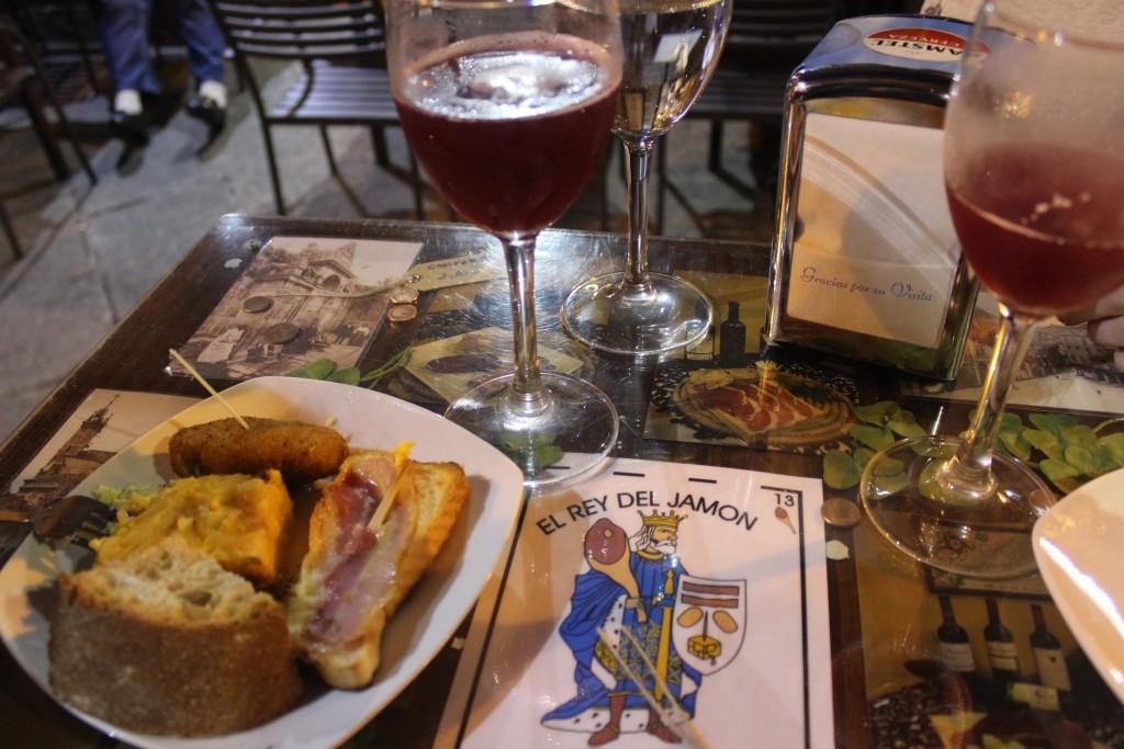 El Rey del Jamon Ourense Galicia northern Spain