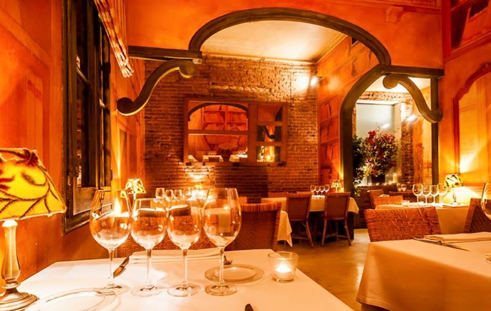 Antigua Restaurante Romance in Barcelona