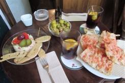 Traditional tapas and vermouth at Bodega Els Sortidors del Parlament