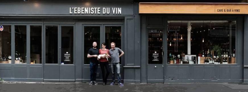 L'Ebeniste du Vin wine bar paris
