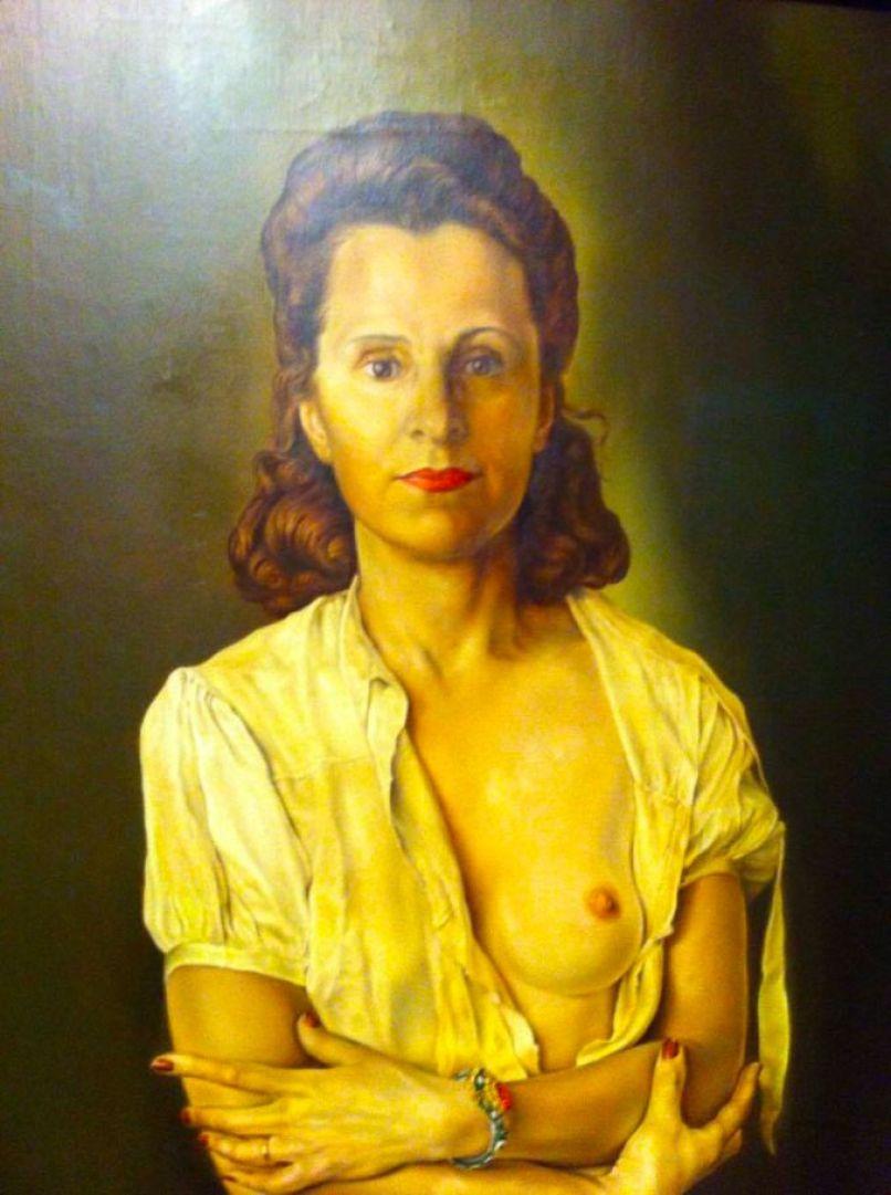 Gala, Salvador Dali's beloved wife
