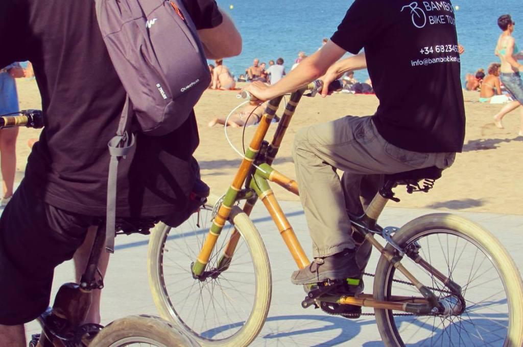 Bamboo Bike Tours Barcelona