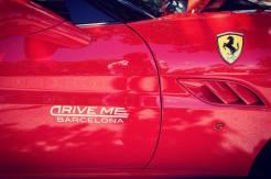 Drive Me Barcelona Ferrari Experience
