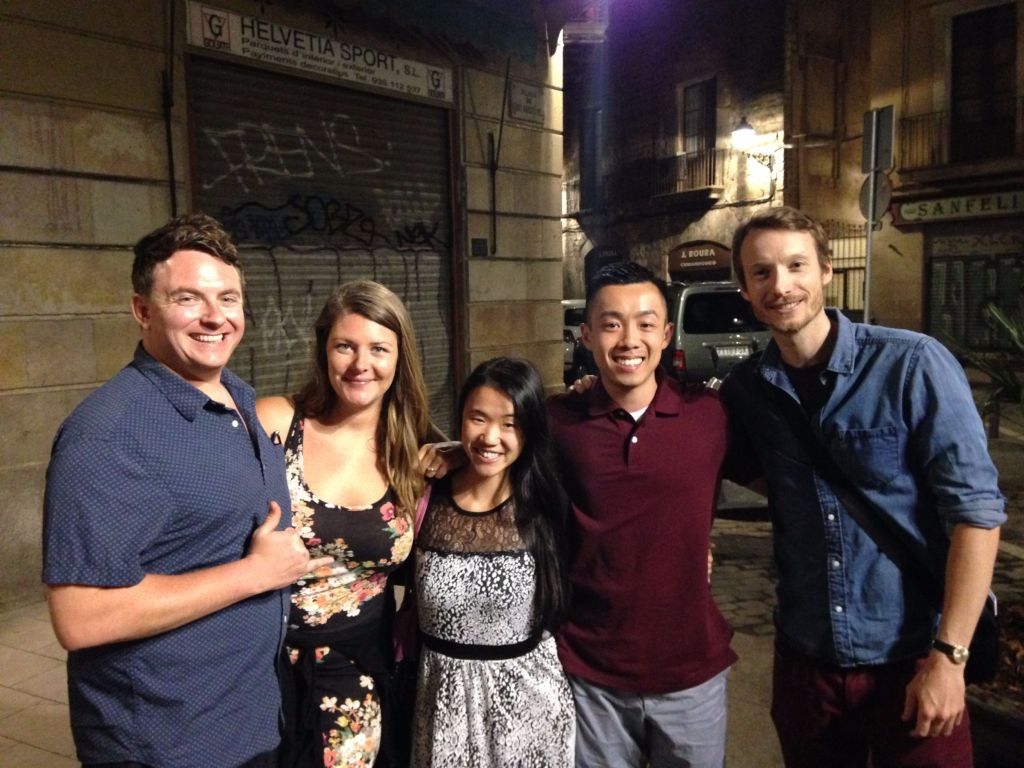 Devour Barcelona Food Tours Wine and Tapas Tasting Tour El Born Barrio