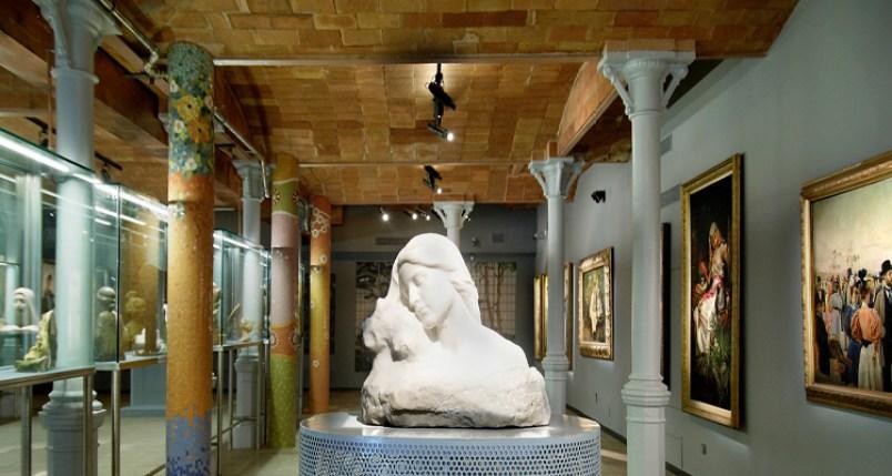 Museu Modernisme Barcelona