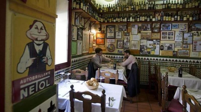 quinto-vino-madrid wine bar (bodega)