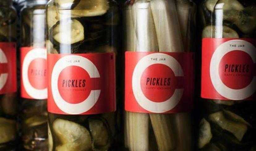 Caravelle's Homemade Pickles ~ Barcelona