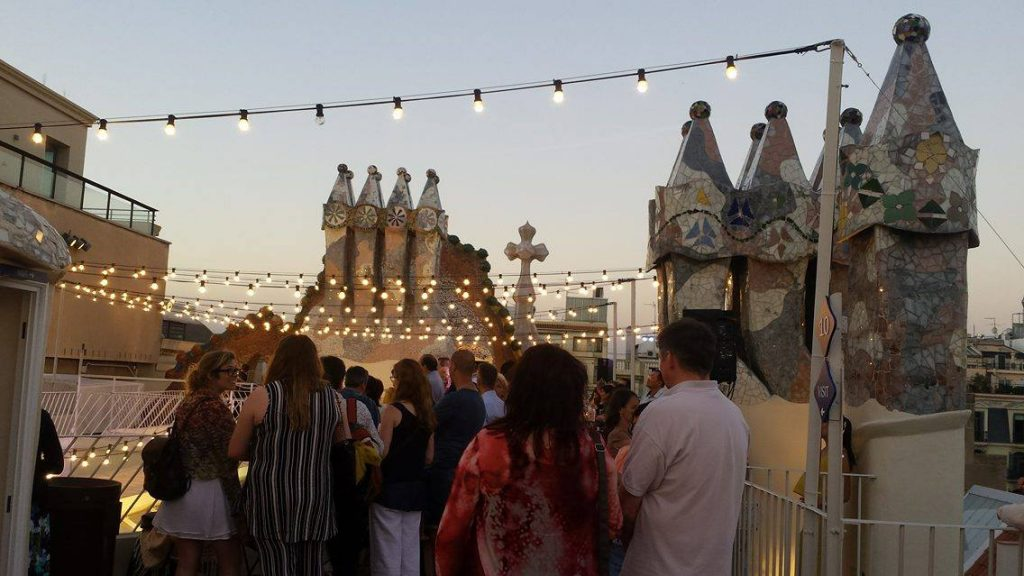 """Magical Nights"" concert at Casa Batllo"