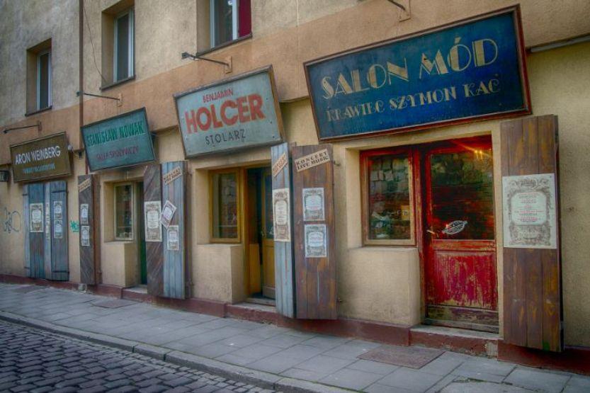 Jewish Quarter, Krakow Poland