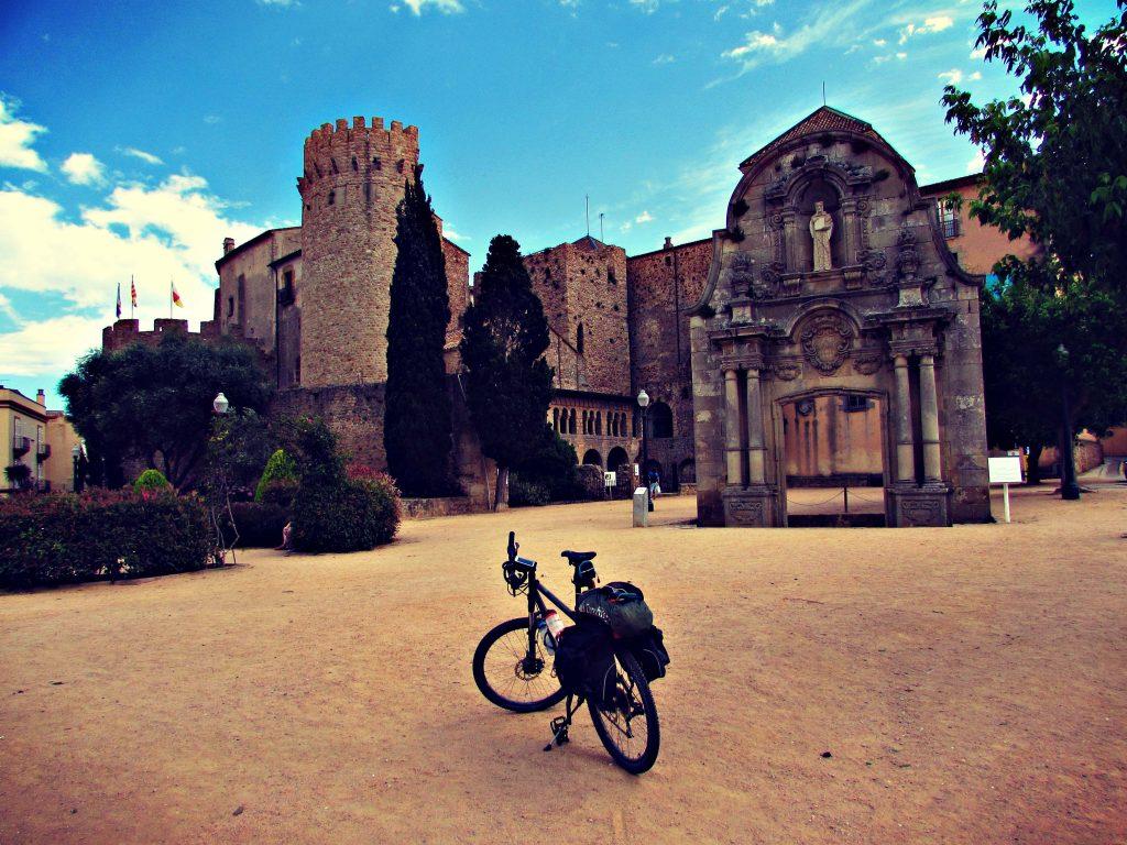 Sant Feliu de Guiixols historic centre