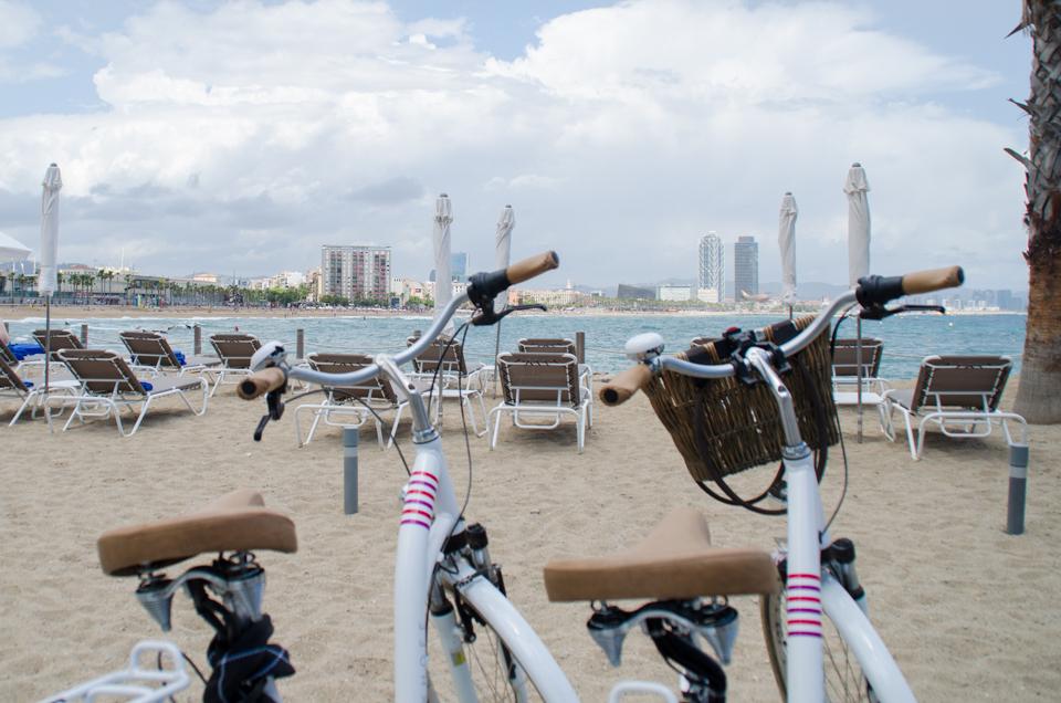 El Ciclo Bike Rental in Barcelona Gothic Quarter