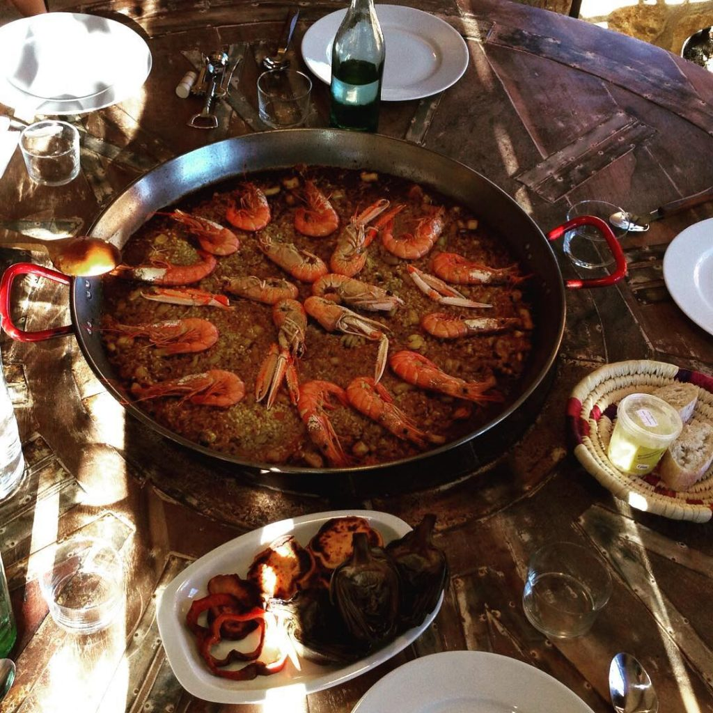 Best Paella in Valencia, Spain